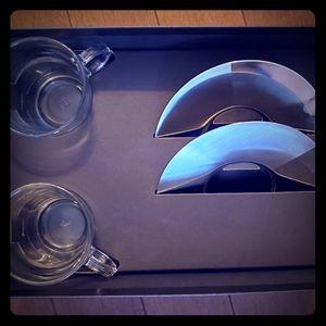 Nespresso View Colletion - ESPRESSO cups x 2